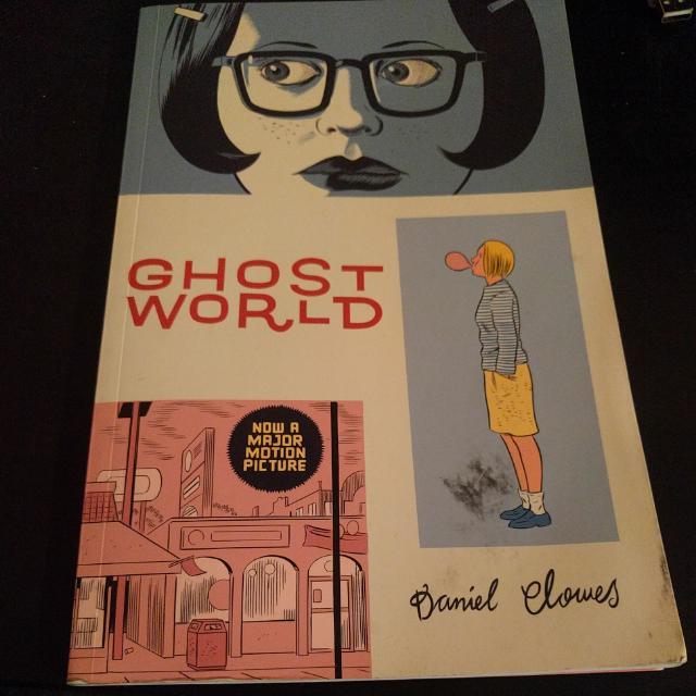 Daniel Clowes Ghost World