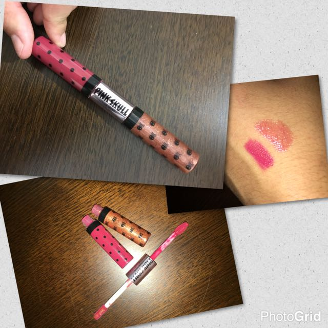 ETUDE HOUSE lip Tint And Lip Gloss
