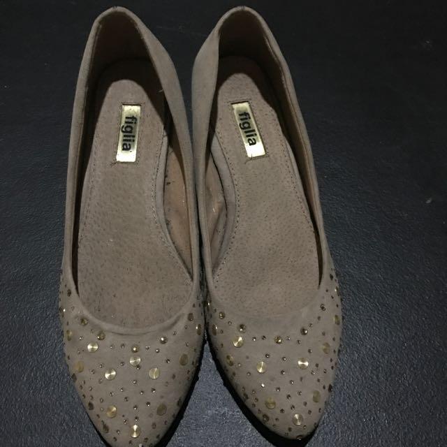 Figlia Wedge Shoes