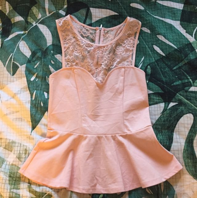 Forever New Size 8 top