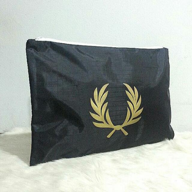 Fred Perry pouch bag