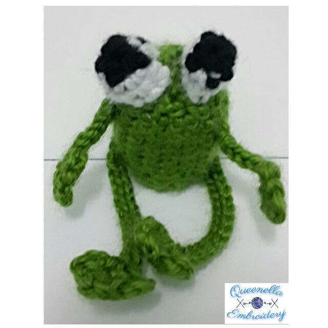 Frog 🐸 青蛙公仔