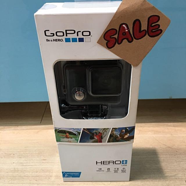 GoPro Hreo+ LD 運動防水攝影機 (可議)