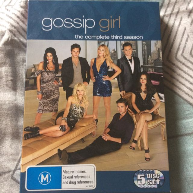 Gossip Girl Complete Season 3