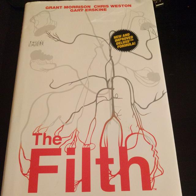 Grant Morrison's The Filth Deluxe Edition
