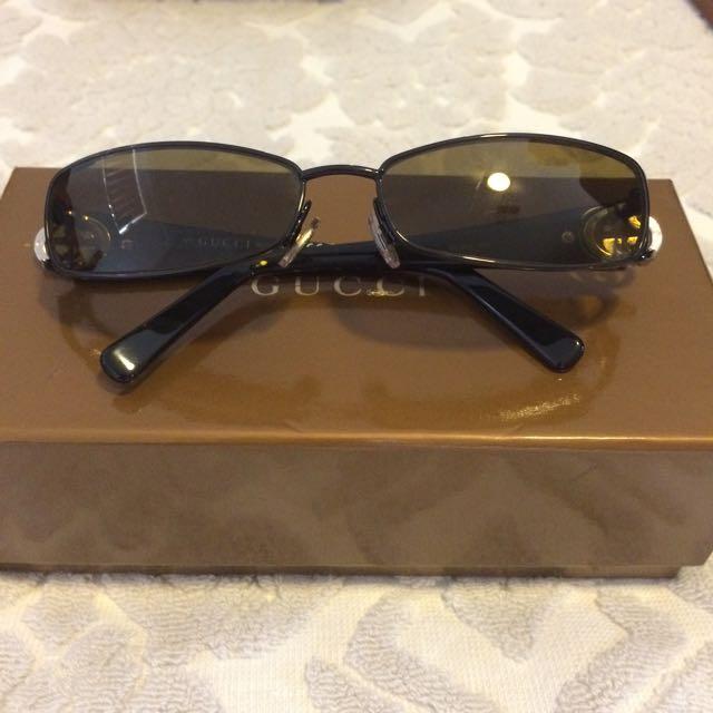 Gucci Authentic Sun Glasses