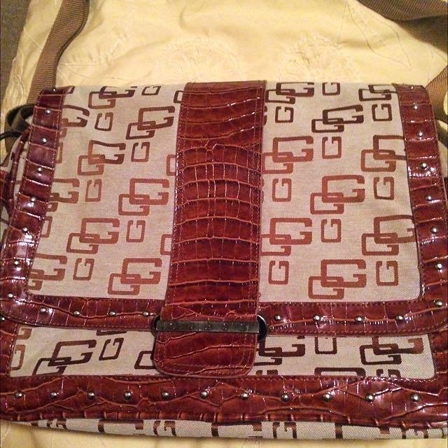 Guess Laptop/book Bag!!