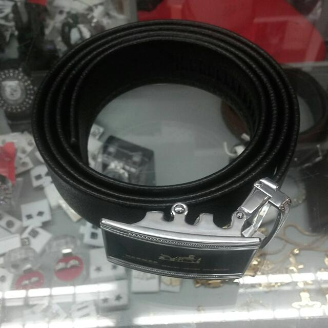 Hermes Genuine Leather Collection Belt