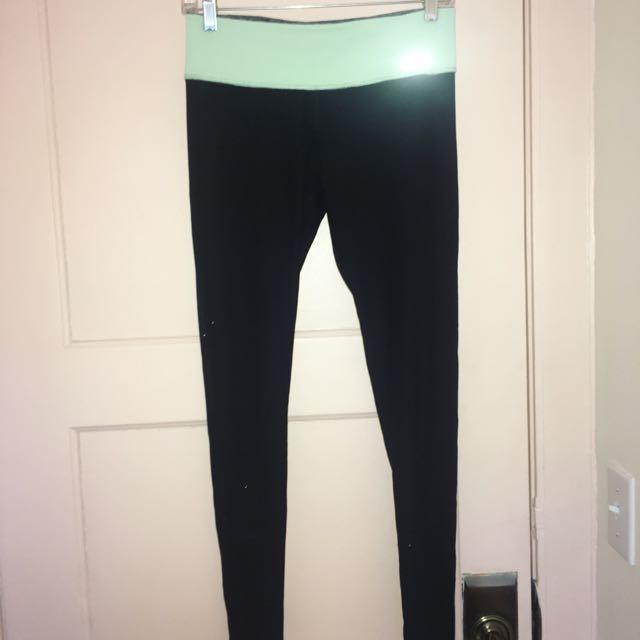 *LIMITED EDITION* VS Pink Ultimate Yoga Reversible Leggings
