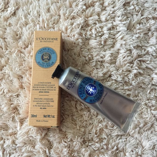 L'Occitane Hand Cream Shea Butter