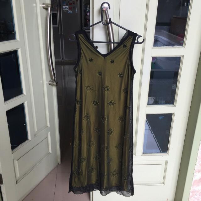 Long Dress Pesta Like New