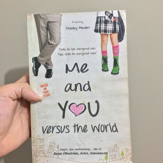 Me And You Vs The World 1 By Stanley Meulen
