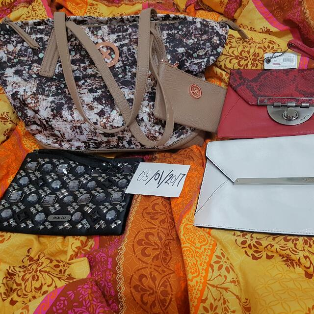 MIMCO Rare BAGS, ClUTCHES, AND POUCHES