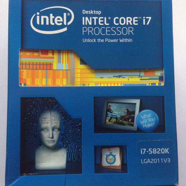 New And Used Processors
