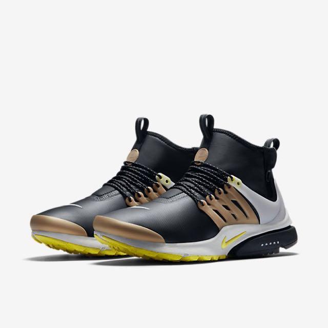 Nike Air Presto Mid Utility Men's Shoe