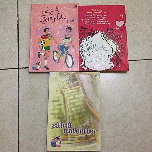 Novel Indonesia (lama)