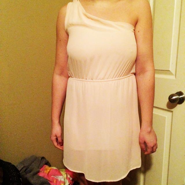 Pastel Pink Dress!