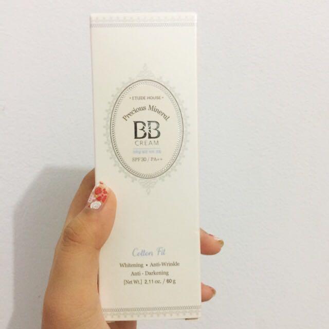 Precious Mineral Bb Cream Etude House