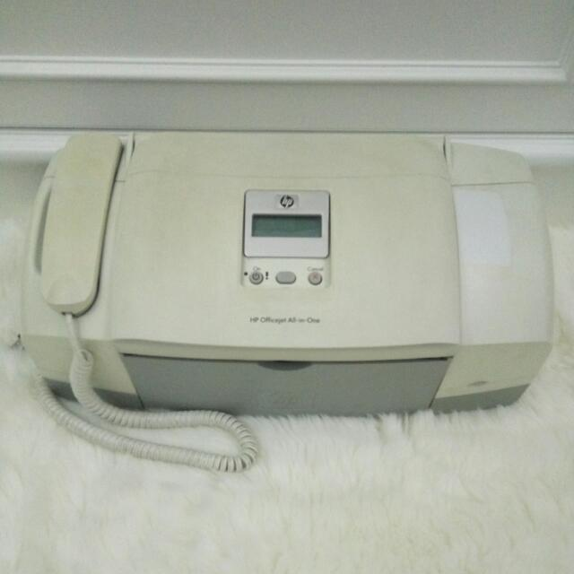 Printer HP Officejet 4355 All In One