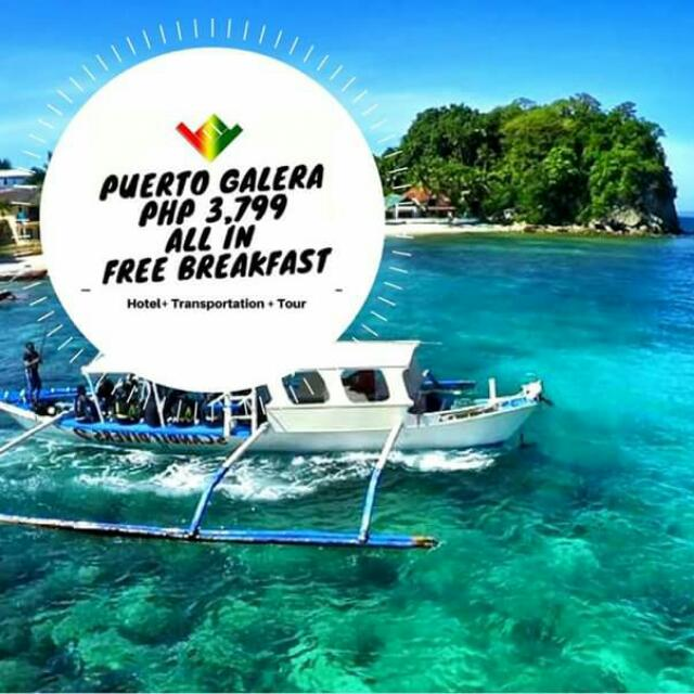 Puerto Galera Package