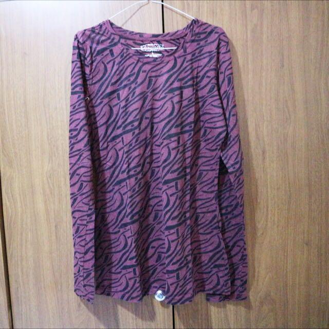 Purple Longtop