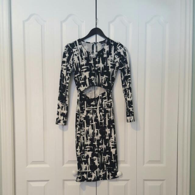Seduction Size Small Bodycon dress