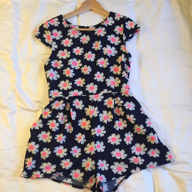 Size 10 Jumpsuit (Paper Closet)