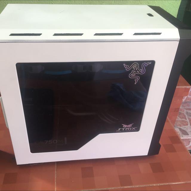 Skylake 6700k PC
