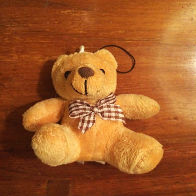 Small Bear keychain