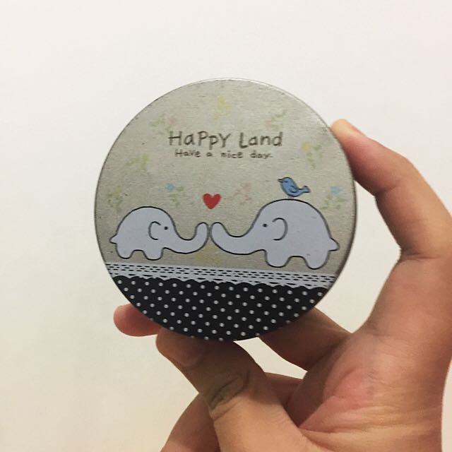 🎀Small Tin box🎀