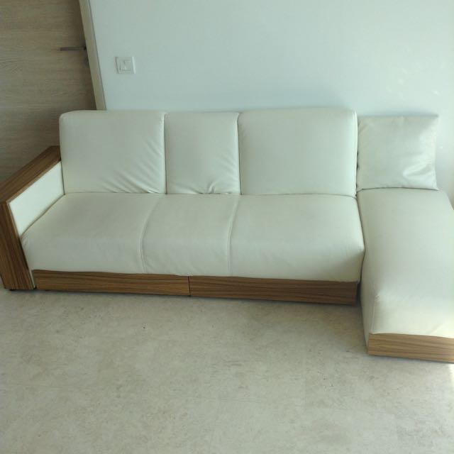 Sofa CUM Bed With Storage Space