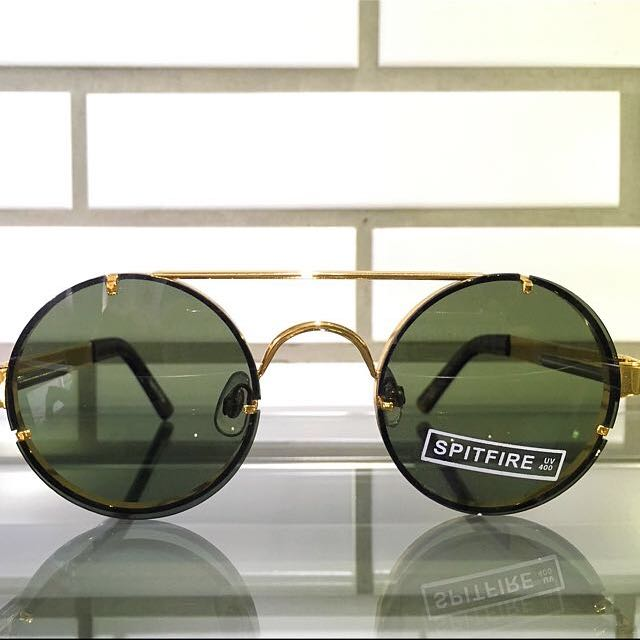 英國spitfire Sunglasses 太陽眼鏡 男 女 墨鏡 眼鏡 造型 義大利製