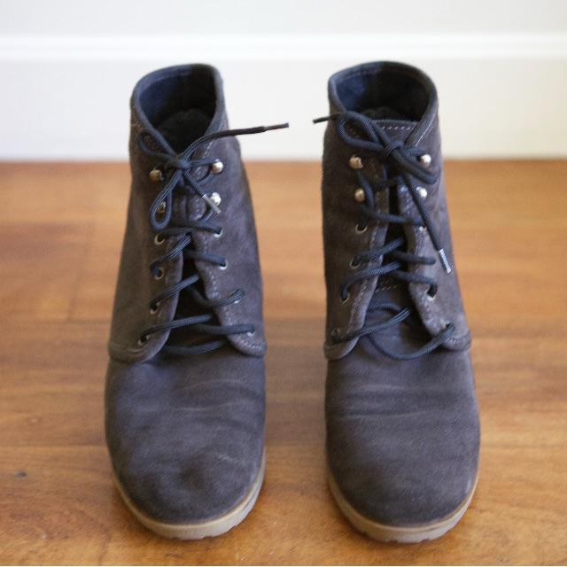 Stilmoda Italian Leather Ankle Boots (size 39)