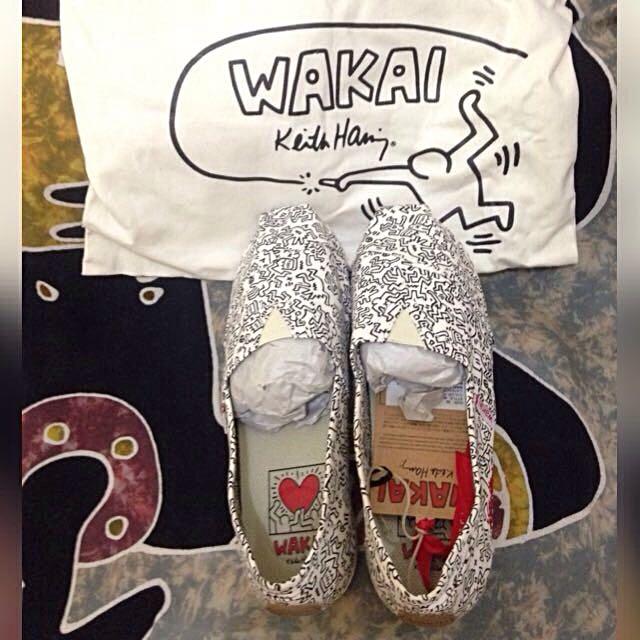 Wakai X Keith Haring