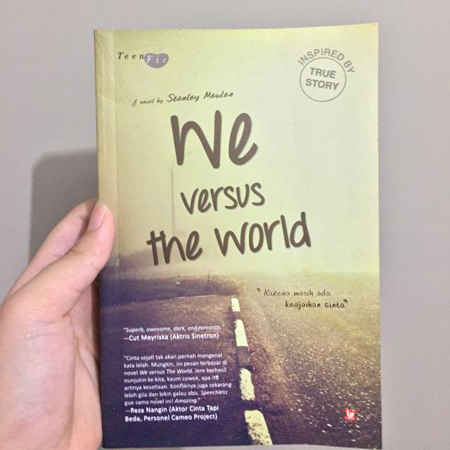 We Vs The World 2 By Stanley Meulen