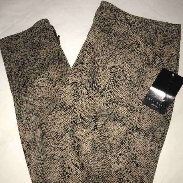 Zara Basic Deluxe Collection Pants