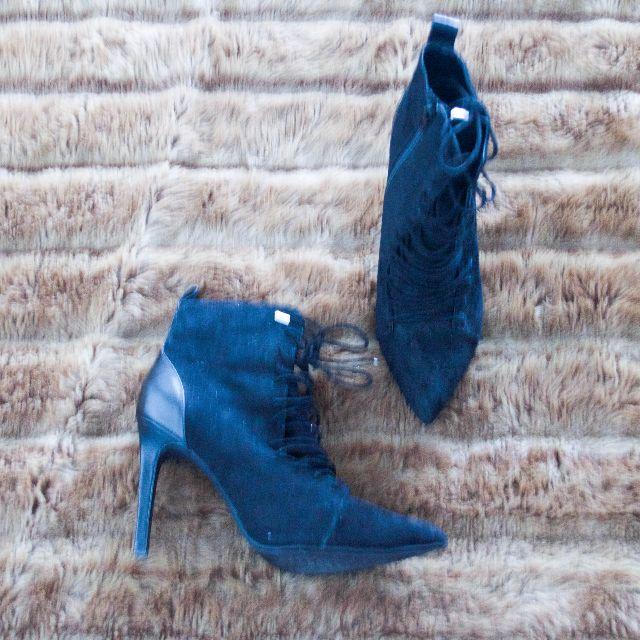 Zara Bootie Size 10