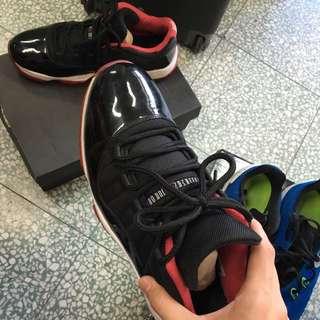 Jordan 11 Bred Low