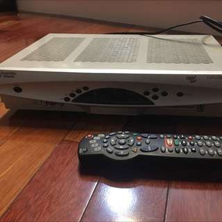 SCIENTIFIC ATLANTA CABLE BOX