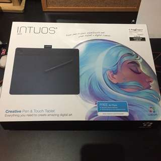 Intuos Art Creative Pen & Touch Tablet For Digital Art