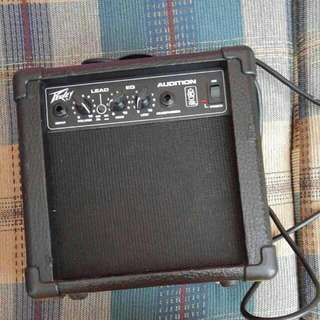 Guitar Amplifier - Peavey audition Amp