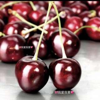 🚚 又大又新鮮又便宜9Row漂亮加州櫻桃。 限量(夏季最搶鮮)