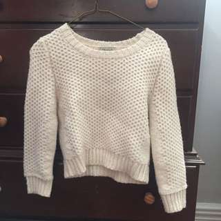 Cable-Knit Talula Sweater