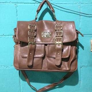 Post Man Bag (aka Mulberry Bag Wannabe)
