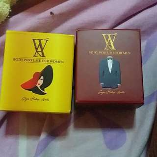 i am sell perfume women and men can use for solat too