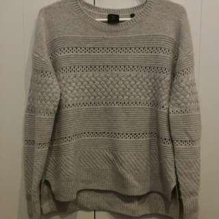 Wool Blend Knit