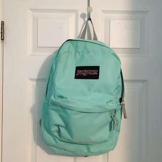 Jansport Mint Backpack