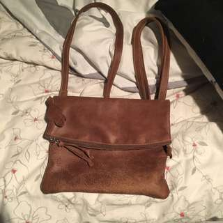 New Roots Genuine Tribe Leather Bag