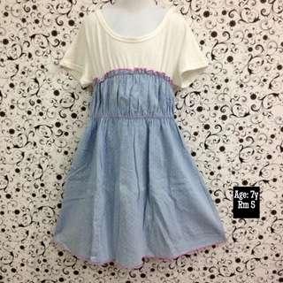 7y Dress