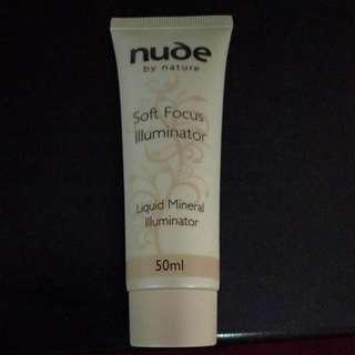 Nude By Nature Soft Focus Illuminator